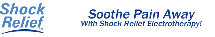 Shock Relief Logo